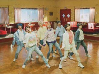 BTS mejor debut K-Pop