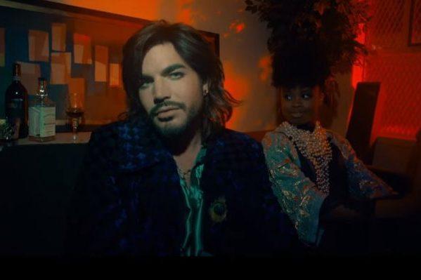 Adam Lambert regresa a los años 70 para estrenar canción y vídeo, 'New Eyes'