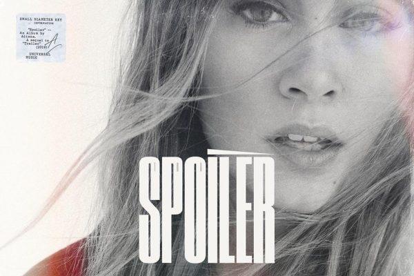 Aitana repite en el #1 de streaming álbumes en España, con 'Spoiler'