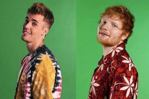 Ed Sheeran y Justin Bieber mantienen sus opciones de llegar a las 100.000 unidades en UK, con 'I Don't Care'