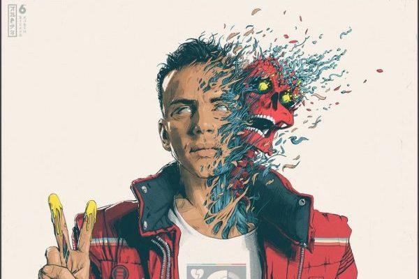 Logic consigue su tercer #1 en los Estados Unidos, con 'Confessions of a Dangerous Mind'