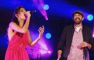 Cuando los sueños se cumplen, Ana Guerra canta junto a Juan Luis Guerra 'Bachata Rosa' en el cierre de gira del dominicano