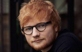 Ed Sheeran roza los 70 millones de oyentes mensuales en Spotify