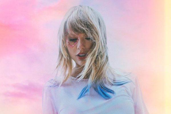 'Lover' de Taylor Swift, tercer álbum que supera los 2 millones este año en los Estados Unidos