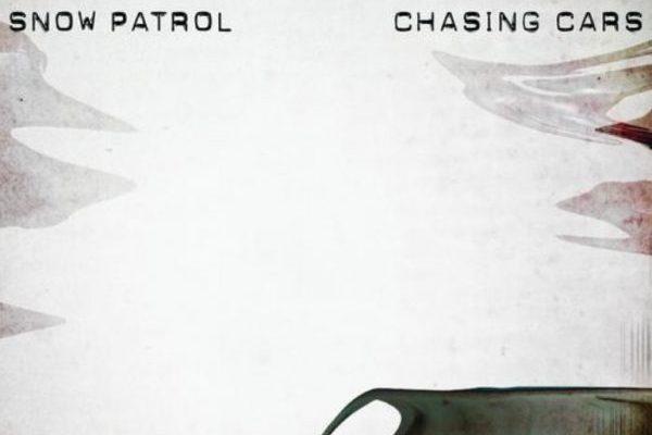 'Chasing Cars' de Snow Patrol, es la canción más pinchada en el Reino Unido, en este siglo