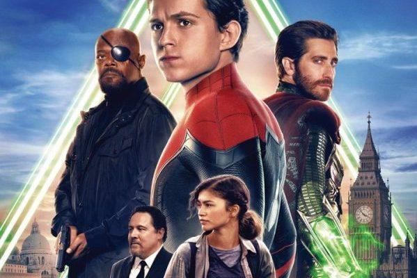 'Spider-Man: Lejos de Casa' y 'Yesterday' en los estrenos del fin de semana, en la cartelera española