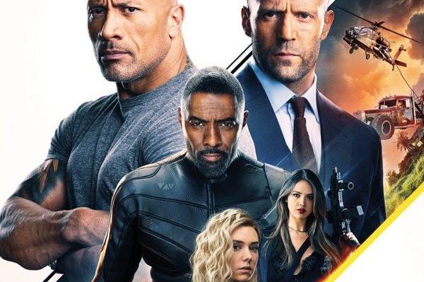 'Fast & Furious Presents: Hobbs & Shaw' #1 en el Box Office americano con más de 60 millones de dólares
