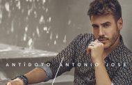Puente de plata de Warner y Sony al #1 en álbumes en España en venta pura de Antonio José, con 'Antídoto'