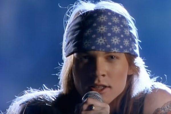 'Sweet Child O' Mine' de Guns N' Roses, primer vídeo publicado en los años 80 que supera los 1.000 millones de views en YouTube