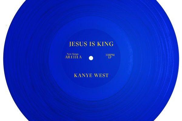 Kanye West consigue el #1 mundial de álbumes con 'Jesus is King'