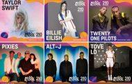 Taylor Swift, Billie Eilish, Twenty One Pilots, Alt-J, Pixies y Tove Lo, primeros nombres confirmados para el Mad Cool 2020