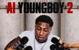 YoungBoy Never Broke Again ligera ventaja para el #1 de álbumes en los Estados Unidos, con 'AI YoungBoy 2'