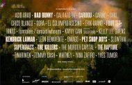 Kendrick Lamar, Pet Shop Boys, The Killers y Supergrass entre otros muchos, confirmados para el Bilbao BBK Live
