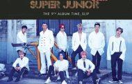 Super Junior consiguen el #1 mundial de álbumes con 'Time_Slip'