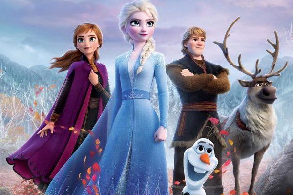 'Frozen 2' rompe el techo en 'Acción de Gracias', con 125 millones de dólares recaudados en los Estados Unidos