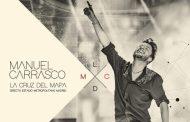 Manuel Carrasco recupera el #1 en venta pura en España con 'La Cruz del Mapa', gracias a la reedición