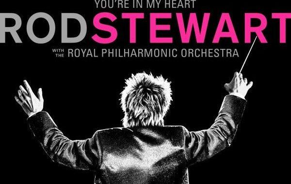 Rod Stewart consigue su décimo #1 en álbumes en el Reino Unido con 'You're In My Heart'