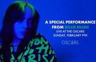 Billie Eilish actuará en la ceremonia de los Oscars, el próximo 9 de febrero