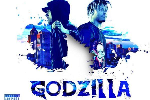 Eminem consigue su décimo #1 en singles en UK con 'Godzilla' junto a Juice WRLD
