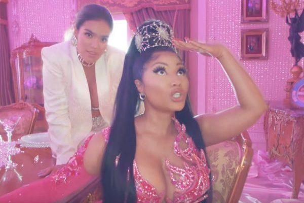Ya son 9 las semanas que 'Tusa' de Karol G y Nicki Minaj lleva en el #1 de nuestro Vinilo Top 100 Global