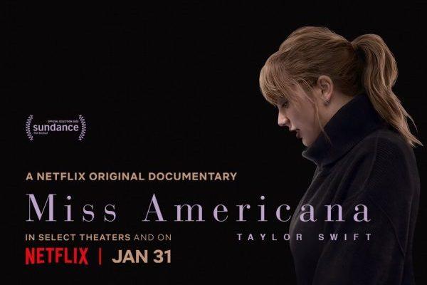 Taylor Swift estrena el tráiler de 'Miss Americana', que llegará el 31 de enero de la mano de Netflix