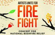The Weeknd y Artists Unite for Fire Fight, dominan en canciones y álbumes respectivamente en Australia