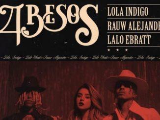 4 besos Lola Indigo