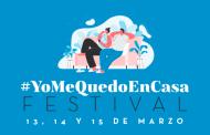 Ya en marcha el '#YoMeQuedoEnCasaFestival', una idea de Franchejo Blázquez con más de 40 artistas