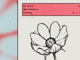 Halsey be kind Marshmello