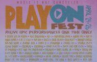 Este fin de semana llega el 'PlayOn Fest', con conciertos de Ed Sheeran, Coldplay, Ava Max, Pablo Alborán y muchos otros
