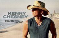 Kenny Chesney consigue el #1 en álbumes en los Estados Unidos con 'Here and Now'