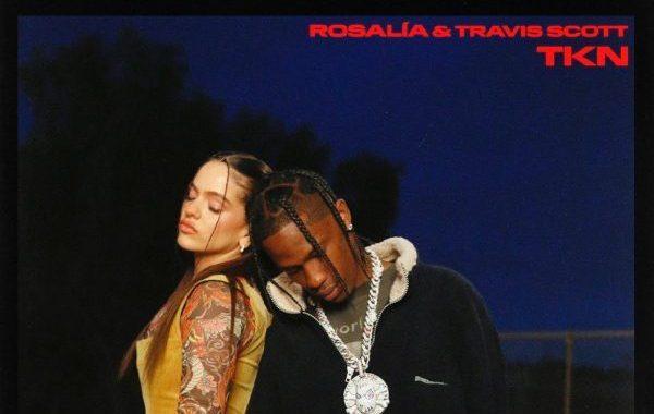 Rosalía y Travis Scott #1 en Spotify España con 'TKN'