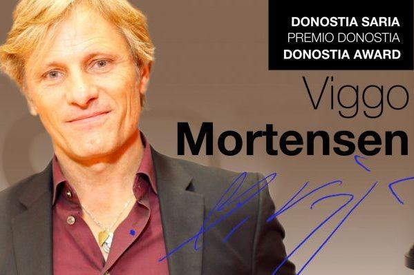 Viggo Mortensen recibirá un Premio Donostia en reconocimiento a su carrera, en el Festival de San Sebastián