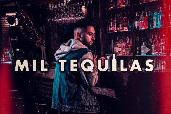 Chema Rivas consigue su primer #1 en nuestro Vinilo Top 100 España con 'Mil Tequilas'