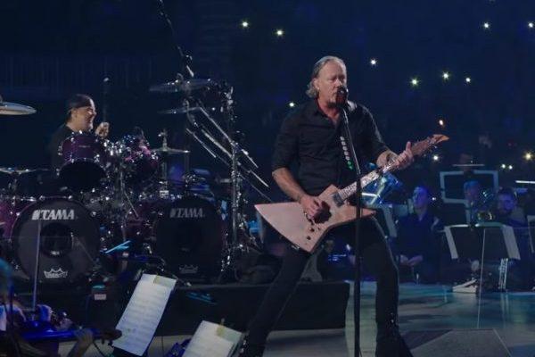 El 28 de agosto Metallica publicará 'S&M2', junto a la San Francisco Symphony