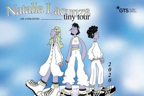 Natalia Lacunza confirma las fechas de su Tiny Tour, las entradas ya están a la venta