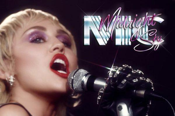 Miley Cyrus regresa el 14 de agosto con 'Midnight Sky'