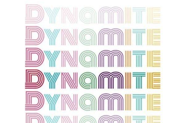 BTS recuperan el #1 mundial en canciones con 'Dynamite'