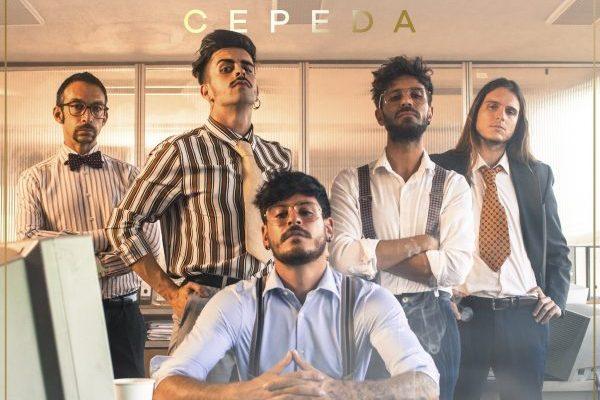El single 'Con Los Pies En El Suelo' de Cepeda, saldrá el 9 de octubre, el mismo día que su álbum del mismo título