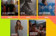 Aitana, Carolina Durante, Don Patricio, La La Love You y Leiva, nominados a mejor artista español en los MTV EMAs