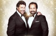 Michael Ball y Alfie Boe conseguirán su tercer #1 en álbumes en UK, con 'Together at Christmas'
