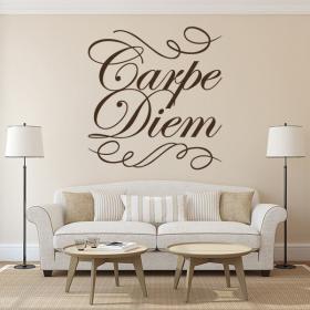 Vinilo Decorativo Carpe Diem