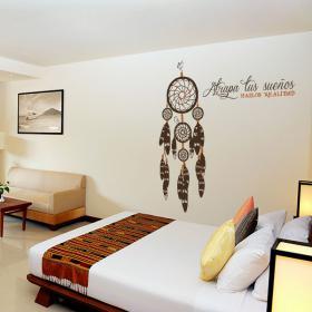 Vinilos para paredes vinilos decorativos www for Pegatinas para decorar habitaciones