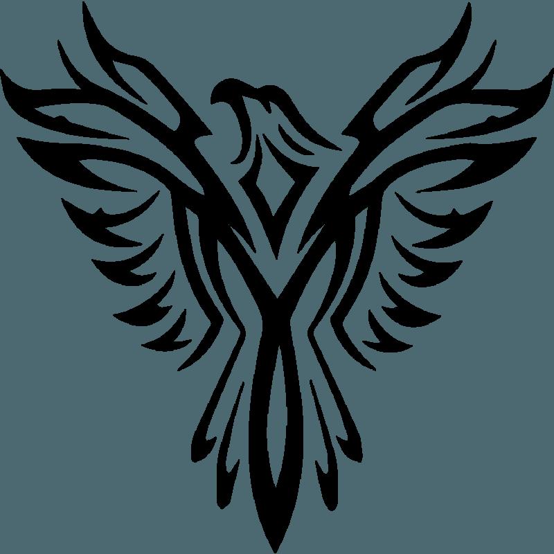 Wings Of Fire Line Art
