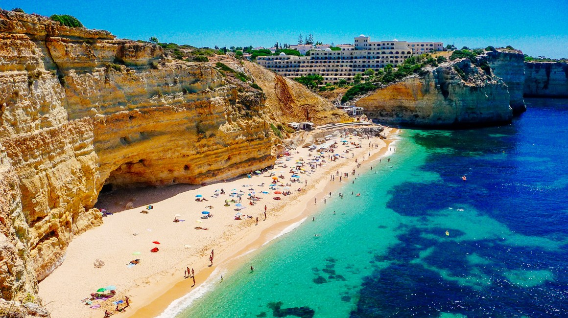 Algarve, Portugal, Travel Photography, Vin Images