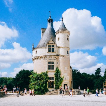Chateau de la Loire, France, Travel Photography, Vin Images