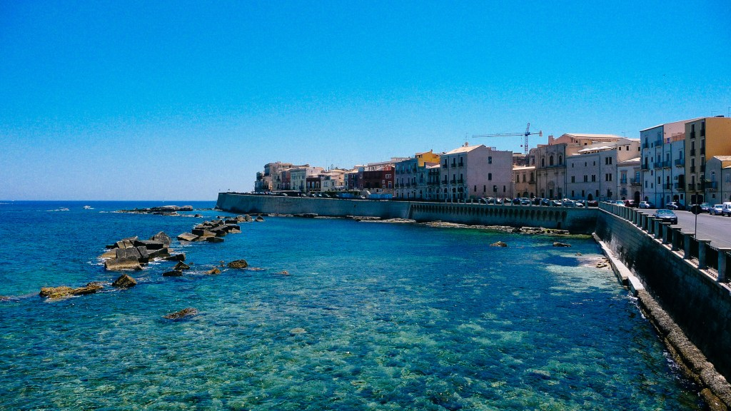 Sicily, Italy, Travel Photography, Vin Images