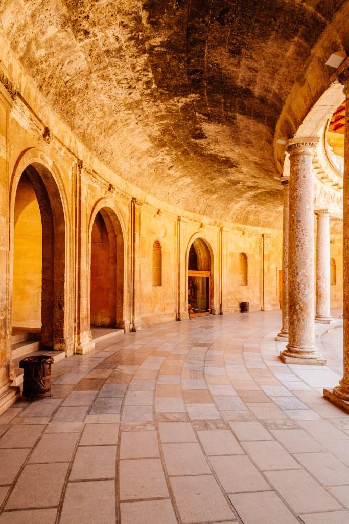 Alhambra Granada, Spain, Travel Photography, Vin Images