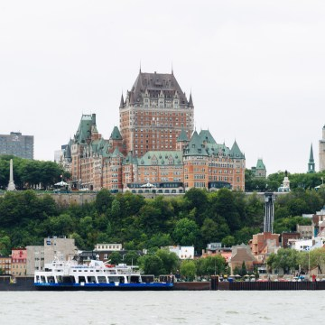 Québec City, Canada, Travel Photography, Vin Images