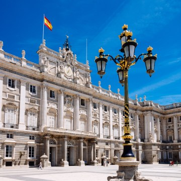 Royal Palace of Aranjuez, Spain, Travel Photography, Vin Images
